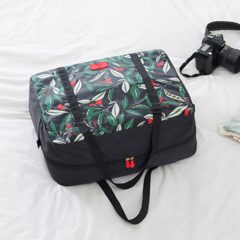 Folding Travel Bags Portable Clothes Underwear Organizer Handle Pouch Toiletry Storage Luggage Case Accessories Supplies Product