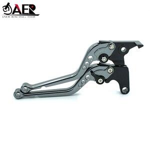 Image 2 - JEAR Motorcycle CNC Brake Clutch Levers for Suzuki GSR400 2008 2012 GSXR600 GSXR750 1996 2003 GSXR1000 2001 2002 2003 2004