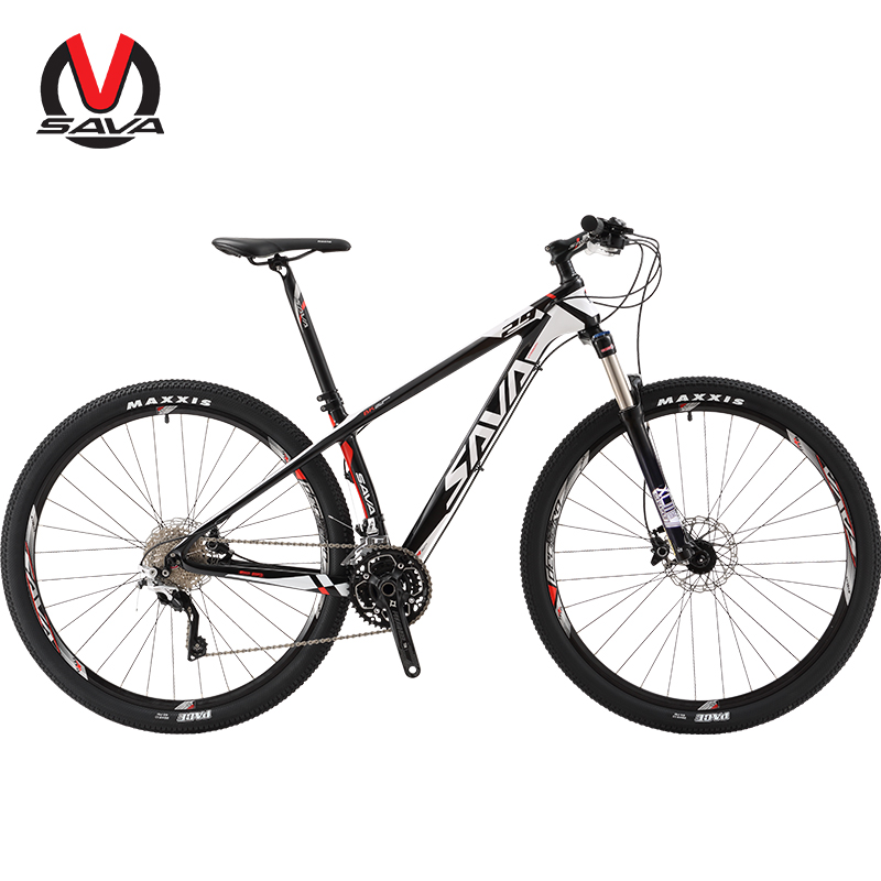 New Brand Mountain Bike 29 inch Wheel Carbon Fiber Frame ...