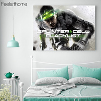 1 Piece Canvas Art Canvas Painting Splinter Cell Blacklist HD Printed Wall Art Home Decor Poster