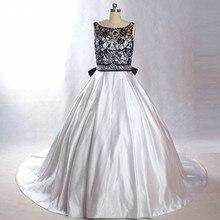yiaibridal LZ229 Wedding Dress Chapel Train Bridal Gowns