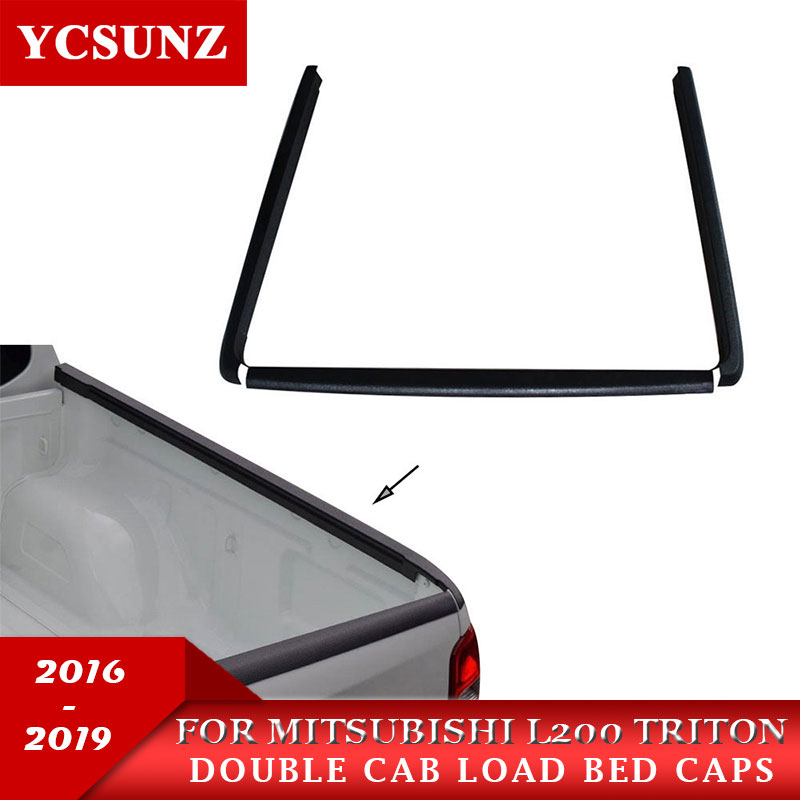 Rail Guard For Mitsubishi L200 Triton 2016 2019 Over Rail Load Bed Liner 2016 2017 2018