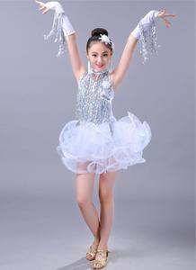 Image 3 - Nuovo Vestito Da Ballo Per I Bambini Della Ragazza di Balletto di Danza per Bambini Costumi di Danza Per Le Ragazze di Danza Della Ragazza Costumi di Prestazione Della Fase Dancewear