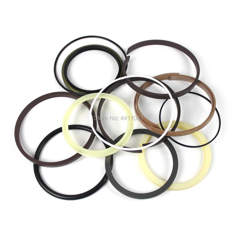For Hitachi ZAX450-1 Bucket Cylinder Seal Repair Service Kit 4438681 4255532 Excavator Oil Seals, 3 month warranty for hitachi ex400 5 bucket cylinder seal repair service kit 4255532 excavator oil seals 3 month warranty