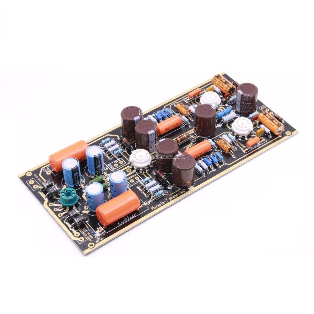 Marantz-7 Phono RIiaa conseil Long jouer amplificateur de Tube panneau fini nouveau