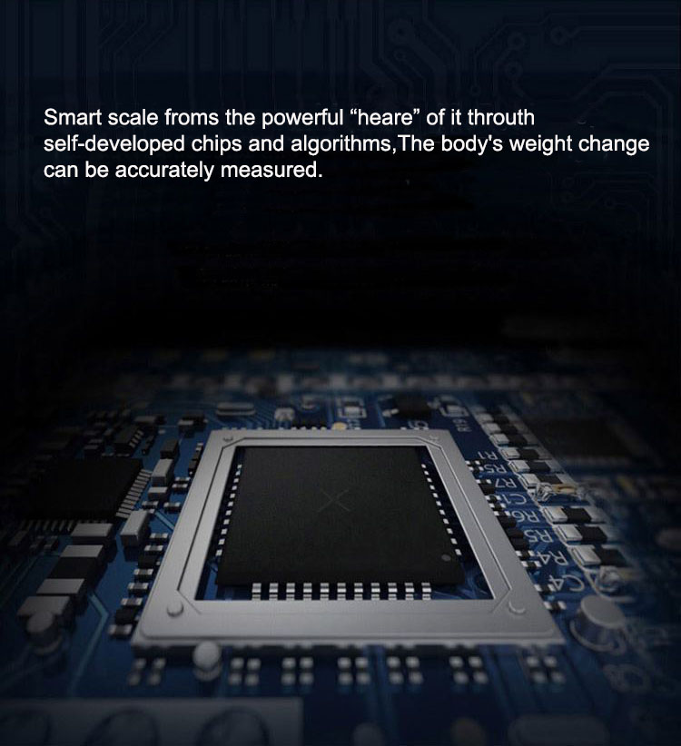 9a14426765a9 US $22.28 59% OFF New Touch button Bathroom Weight Scale lcd Smart Body  Balance Electronic Scales Clever bmi Body Fat Scale Balance de Precision-in  ...