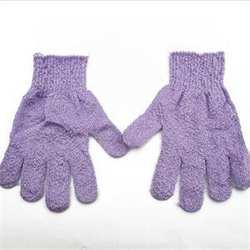 Для женщин Массажная Мочалка для тела массаж перчатки с губкой практические для ванной перчатки средства ухода за кожей стирка гель для
