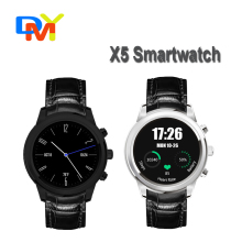 Bluetooth Smart Watch Lederband Unterstützung Sim-karte Smartwatch reloj inteligente Für iPhone Apple IOS Android