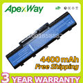 Apexway 6 cell battery for Acer Packard Bell EasyNote F2465 F2466 F2467 F2468 F2471 F2474 F2475 F2287 TR81 TR82 TR83 TR85 TR86