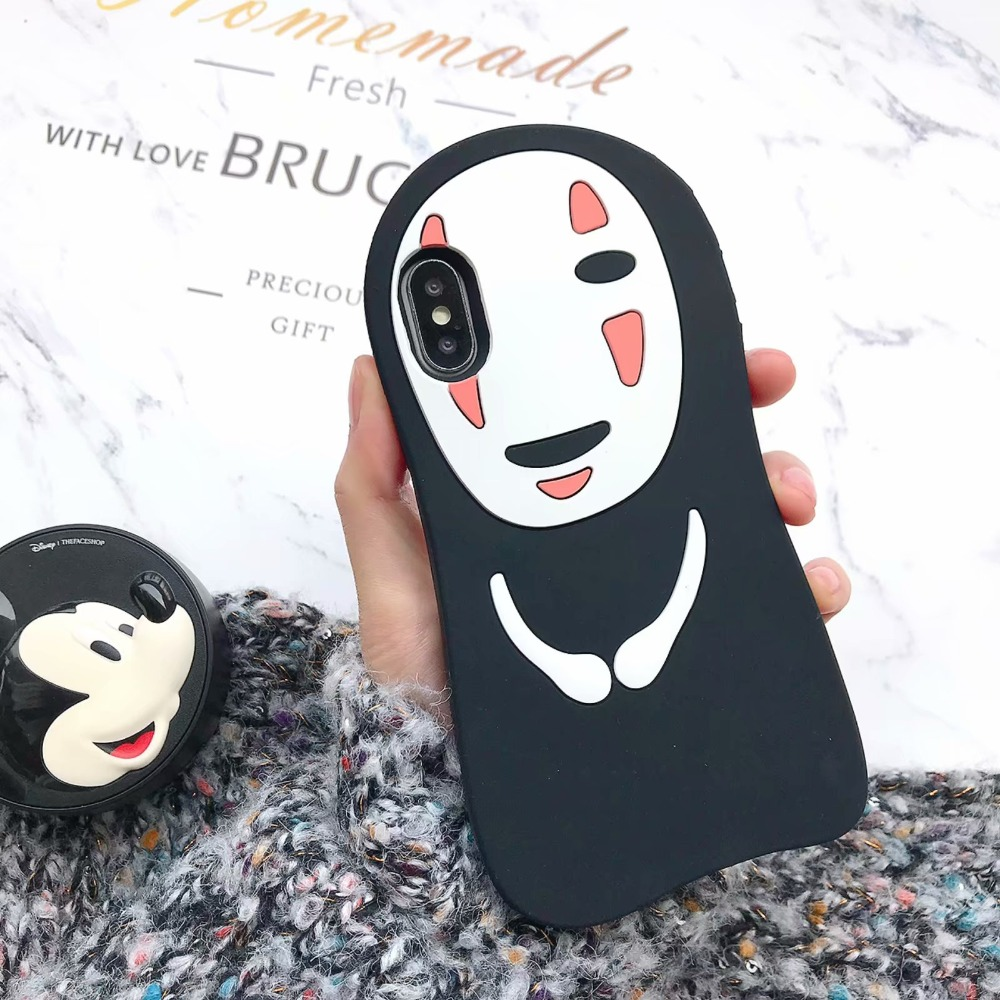 No face 3D phone case 1