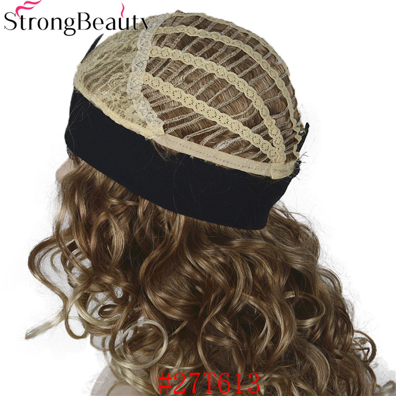 RM 5985 27T613 Synthetic Half Wig With Headband (7)