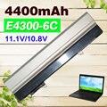 4400 mah batería del ordenador portátil para dell latitude e4300 e4310 0fx8x 312-0822 312-0823 312-9955 451-10636 451-10638 451-11459
