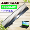 4400mAh Laptop   Battery For dell  Latitude E4300 E4310  0FX8X 312-0822 312-0823 312-9955 451-10636 451-10638 451-11459