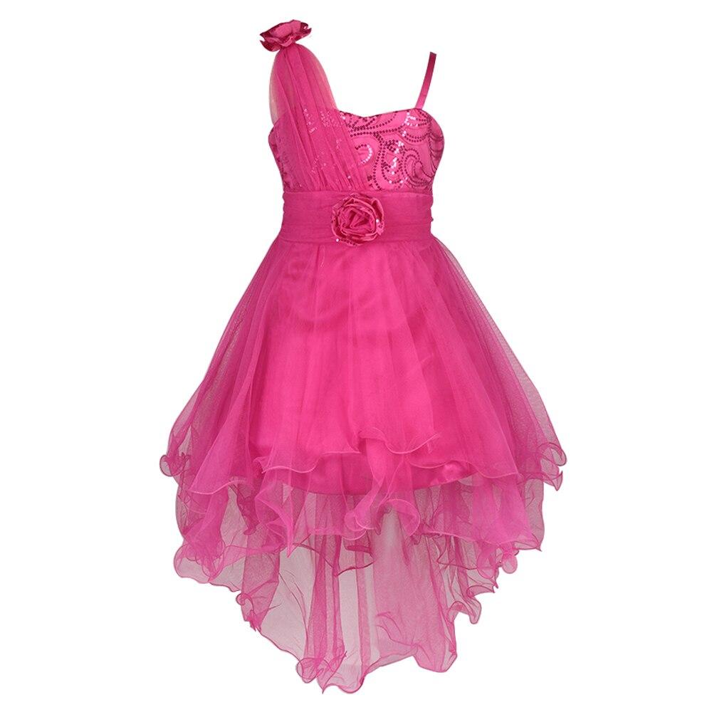 Aliexpress.com: Comprar 2016 Vestido Infantil Niñas Vestido de Boda ...