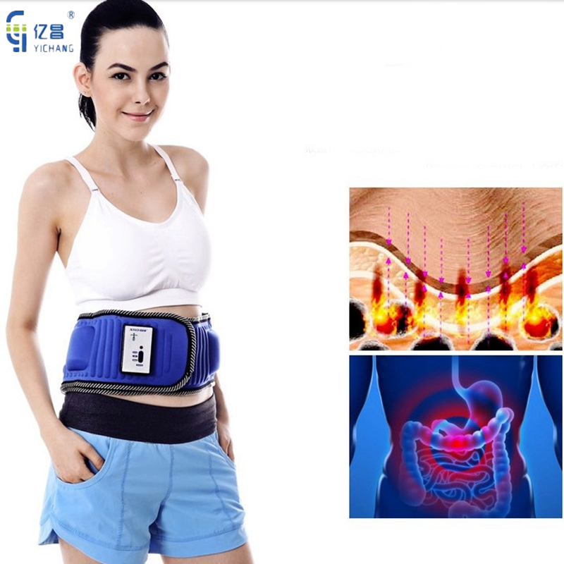 Electric Slimming Belt Vibration X5 massage thin waist belly Rejection Fat Body sculpting Abdomen reduce weight thin waist upgrade shook the power plate slimming belt fat burning x 5 times vibration massage abdomen reduce weight thin belt