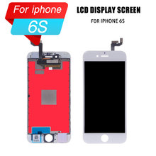 Replacement LCD screen for iphone 6s LCD digitizer touch screen assembly for iphone 6s lcd displayscreen repair parts repair parts replacement keystoke module for iphone 3g