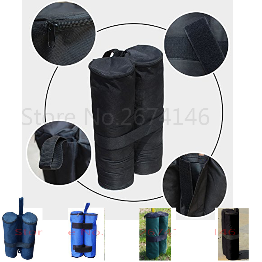 Set of 4 tent sandbags Outdoor canopy awnings display advertising tent rack sand bag Instant Shelters Weight Bag Canopy Bags-in Tent Accessories from Sports ...  sc 1 st  AliExpress.com & Set of 4 tent sandbags Outdoor canopy awnings display advertising ...