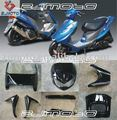 FRP Motorcycle Bodywork Fairing For SUZUKI address V125 V125G FRP Racing Fairing Body Kits Cover (HRH)
