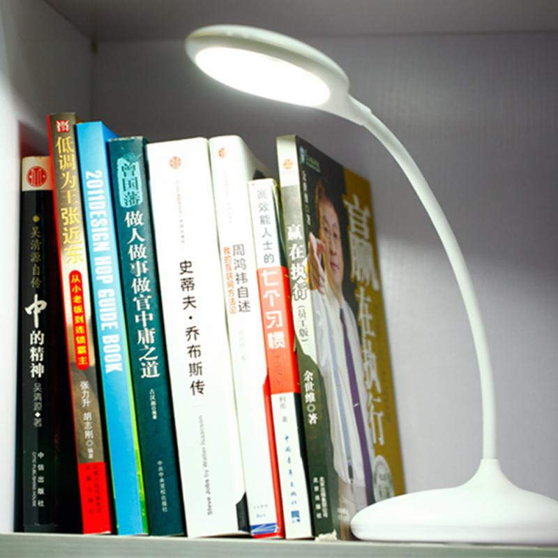 Desk LED Lamp Light Touch Sensor Kids Eye Care for Reading Studying Working Popular New ...