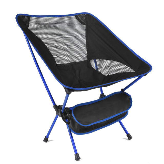 Outlife Ultra Light Folding Fishing Chair Seat For Outdoor Camping Leisure Picnic Beach Other