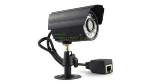 Image 3 - 1280*720 P 1.0MP ONVIF POE في الهواء الطلق للماء P2P IP كاميرا كاميرا شبكة مراقبة مع IR قص تصفية Nightvision