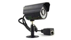 Image 3 - 1280*720P 1.0MP ONVIF POE na zewnątrz wodoodporny P2P kamera IP kamera sieciowa z IR filtr cięcia Nightvision