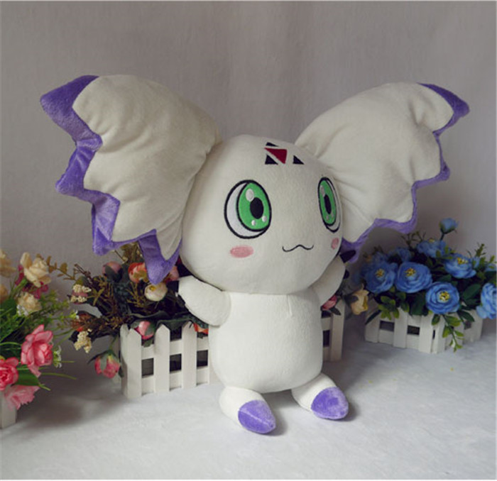 digimon Digital Monsters toys anime Culumon plush toy 40cm high quality short plush doll pillow cosplay puppe gift free shipping