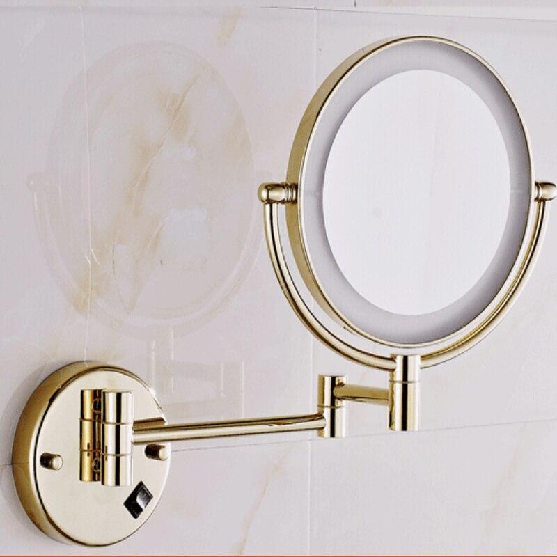 Achetez en gros support mural grossissant miroir en ligne for Gros miroir rond