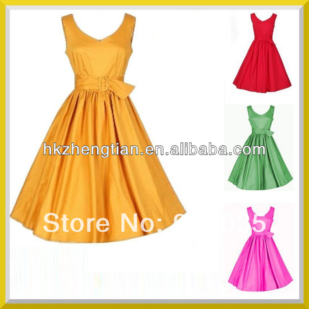 40s Swing Dress Promotion-Shop for Promotional 40s Swing Dress on ...