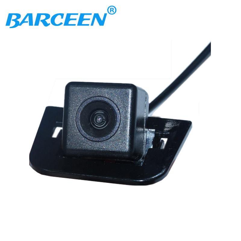 Prix pour Sony ccd hd de vision nocturne vue arrière de voiture caméra de sauvegarde aide au stationnement système moniteur rétroviseur caméra de recul pour 2012 Toyota Prius