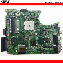 KEFU A000081310 Laptop Motherboard Apto Para toshiba satellite L750D L750 L755D DA0BLFMB6E0 DDR3 Mainboard completo testado