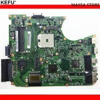 KEFU A000081310 Laptop Motherboard Fit For toshiba satellite L750D L750 L755D DA0BLFMB6E0 DDR3 Mainboard full tested