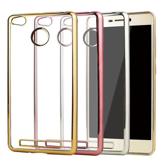 Note 3 Pro Case For Xiaomi Redmi 3S Pro Prime Silicone Soft Ultra Thin TPU Back Cover Phone Bag Case Redmi 3 S