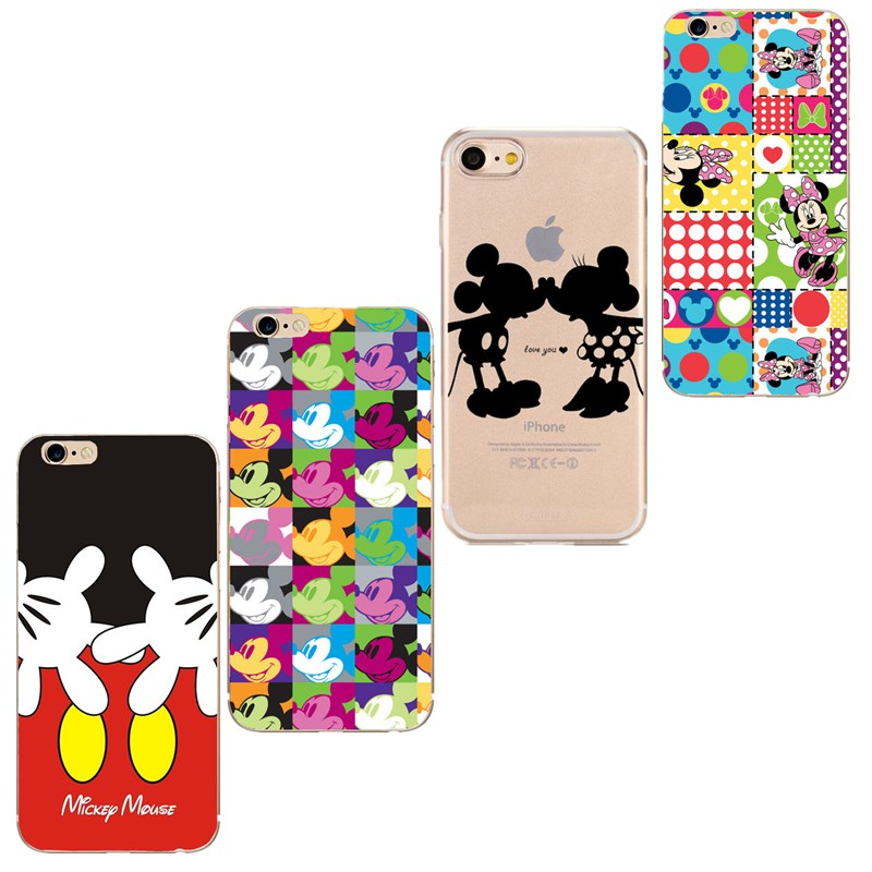 <font><b>Mouse</b></font> Soft TPU <font><b>Case</b></font> for <font><b>iPhone</b></font> 6 6s s 10 <font><b>Case</b></font> Cute Cartoon Minnie Silicone <font><b>Cases</b></font> for <font><b>iPhone</b></font> X XR Xs <font><b>8</b></font> 7 Plus 6 6S 5 5S SE Cover image