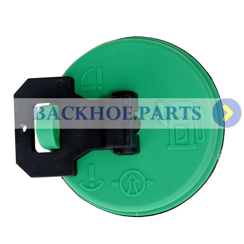 Locking-Fuel-Cap Caterpillar Cat-Loader 236B for 247/267b/216b/.. 142-8828