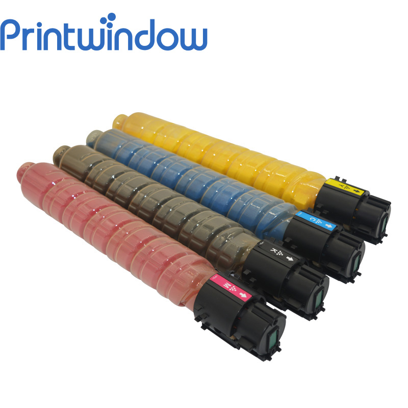 Printwindow Compatible Toner Cartridge for Ricoh MP C300/C300SR/C400/C400SR/C401/C401SR 4X/Set c