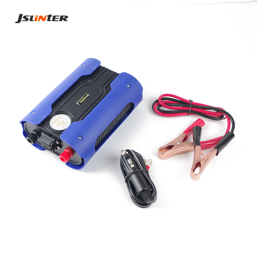 JSLINTER Car Power Inverter Converter dc 12v to ac 220v Pure Sine Wave Inverter  500 W with 5v 2 USB output for Mobile phone rs232 to rs485 converter with optical isolation passive interface protection
