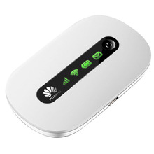Huawei E5331 3G 21Mbps Mobile WiFi Hotspot portable Router Support 8 users to access internet 5 Hours working time, Sign Random