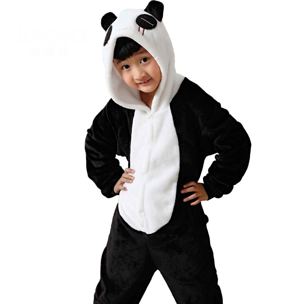 Aliexpress.com : Buy Cartoon Xmas Panda Onesies Cosplay Child ...