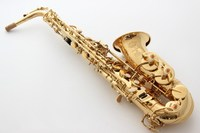 French Selmer 802 E Flat Alto Saxophone Music Instrument Professional Shipping