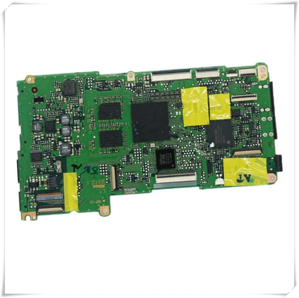 100% original motherboard for nikon D600 mainboard D600 main board dslr Camera repair parts free shipping original sd memory card cover for nikon d7100 d7200 camera replacement unit repair part