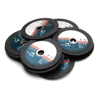 ZENHOSIT Grinding Wheel 105mm Saw Blade Cutter 50pcs Electrical Machine Abrasives Disc Tool Using Polishing Cutting Sanding