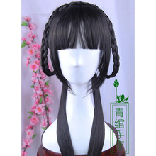 Sofeel synthetic wigs womens wigs hair pelucas cortas wig black long womens wigs pelucas sinteticas