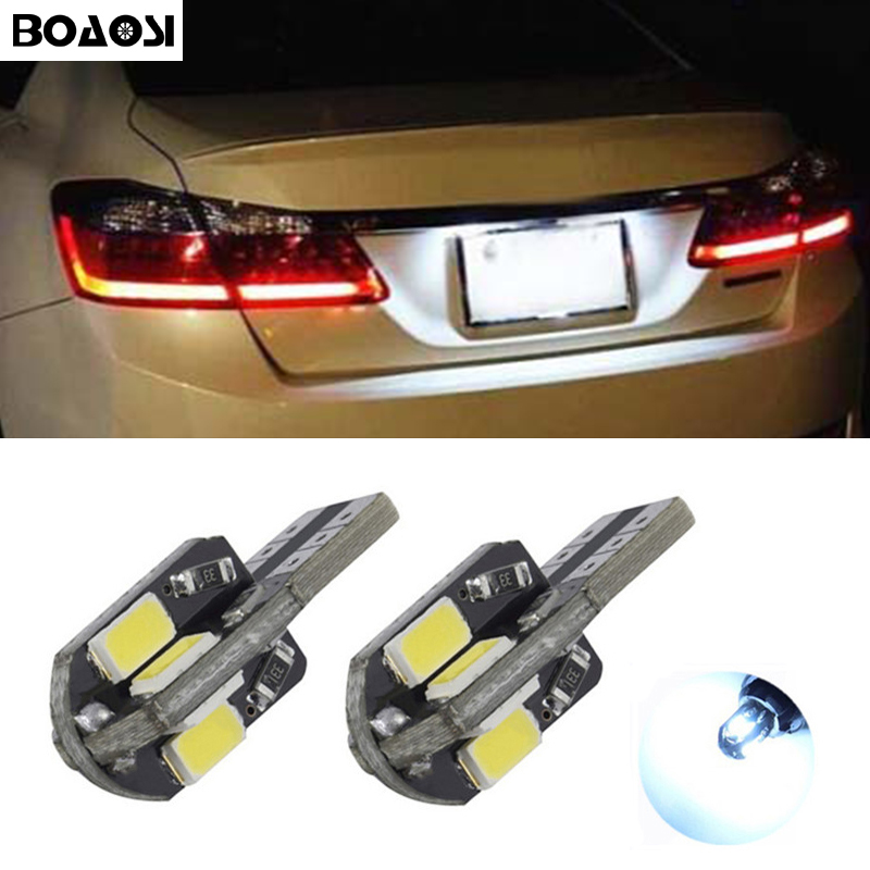 2 x 501 Rear Number Plate Bulb Bulbs Car Auto Van Vauxhall Vectra C 2002-2008