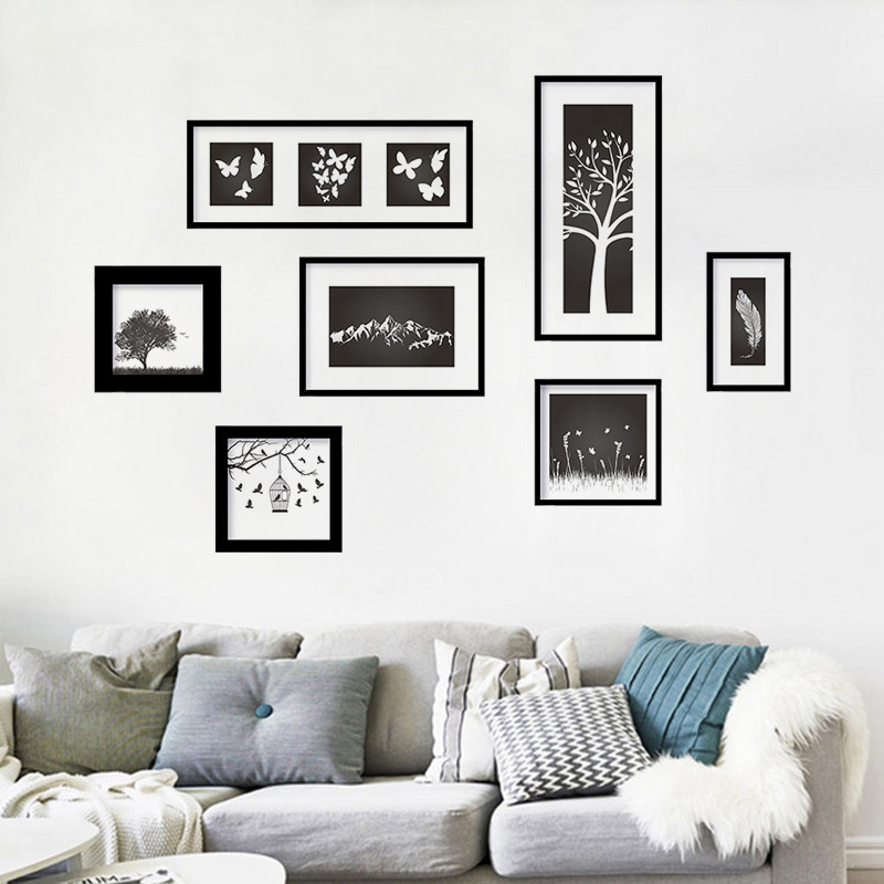 Online Buy Wholesale artistic wall stickers from China artistic