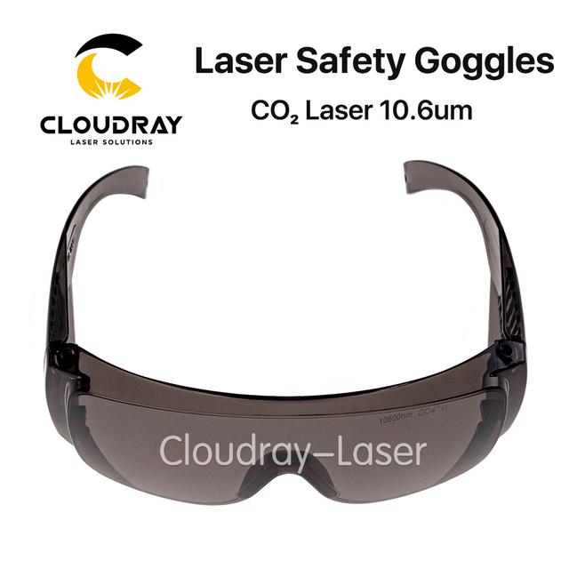 8e1b90bcd0 US $24.92 11% OFF|Cloudray 10600nm Laser Safety Goggles Style B Shield  Protection OD4+ CE For CO2 Laser Cutting Engraving Machine-in Woodworking  ...