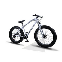240208 Variable Speed Off Road Beach Snowmobile 4 0 Super Wide Tires Mountain Bike Men And