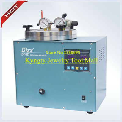 Digital Vacuum Wax Injection Machine with 1kg Injection Wax Free Wax Injector for Goldsmith Goldsmith Machine molecular methods in diagnostic pathology