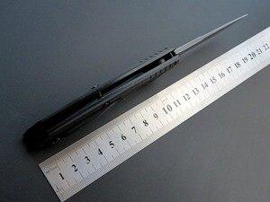 Image 5 - Eafengrow חדש סגנון EF223 מתקפל קמפינג סכין D2 פלדת להב G10 ידית חיצוני טקטי סכיני EDC יד כלים