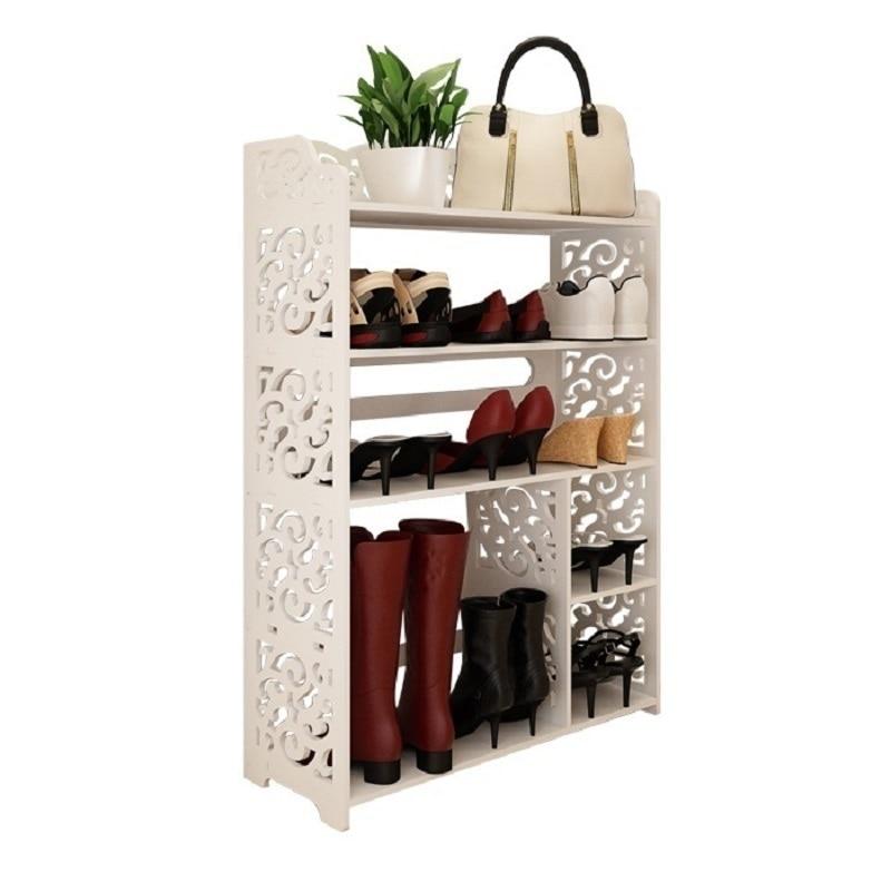 Rangement Chaussure Rack Storage Sapateira Organizador Armario European Wooden Organizer Home Mueble Furniture Shoe Cabinet